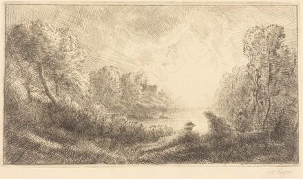 Landscape: Sunrise (Paysage: Lever du soleil)