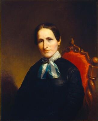Julia Dodd (Mrs. George Dodd)