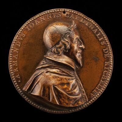 Armand-Jean du Plessis, 1585-1642, Cardinal de Richelieu 1622