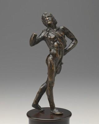 A Dancing Faun