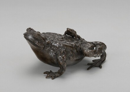 A Toad with a Toad
