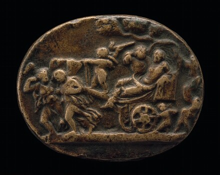 Bacchus and Ariadne on a Chariot
