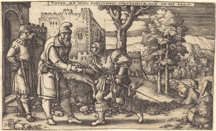 Departure of the Prodigal Son