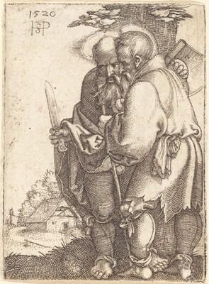Bartholomew and Matthias