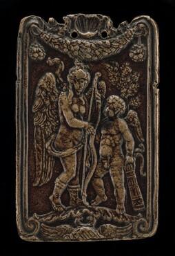 Venus and Cupid [obverse]