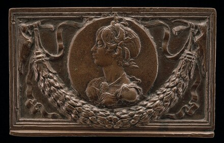 Decorative Plaquette