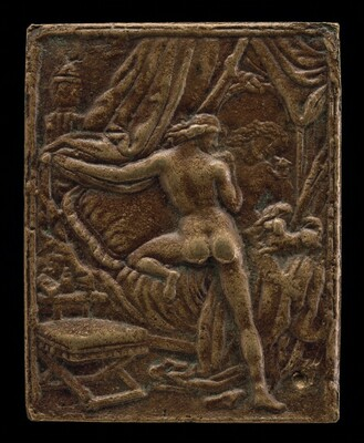 The Rape of Lucretia (?)