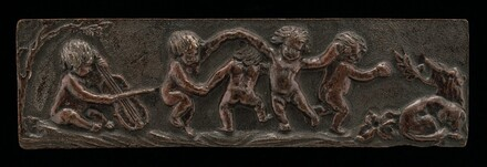 Five Putti at Play