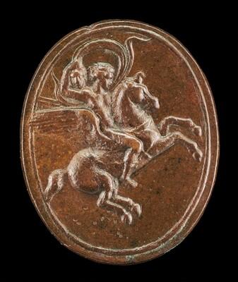 Perseus Mounted on Pegasus
