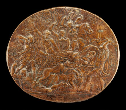 A Boar Hunt [obverse]