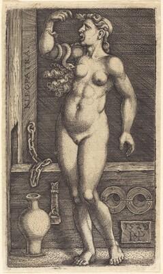 Cleopatra Standing