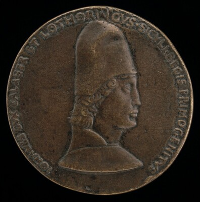 Jean d'Anjou, 1426-1470, Duke of Calabria and Lorraine [obverse]