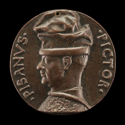 Antonio Pisano, called Pisanello, the Painter and Medallist [obverse]