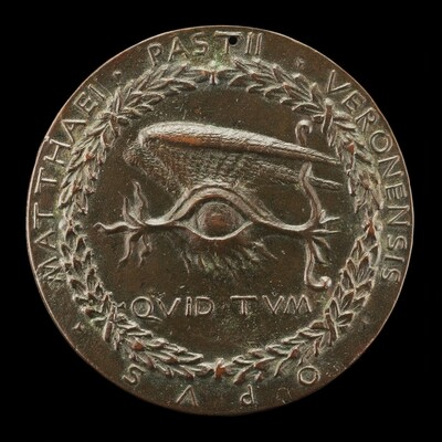 Winged Human Eye [reverse]