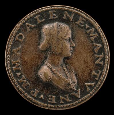 Maddalena of Mantua [obverse]