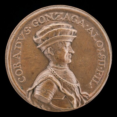 Corrado Gonzaga, 1268-1360, Captain of Mantua