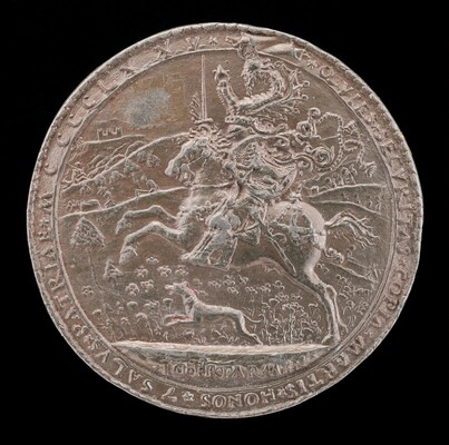 Costanzo Riding in the Country [reverse]