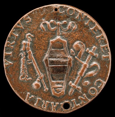 Shield of Caraffa Arms [reverse]