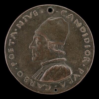 Lodovico Carbone, 1430-1485, Poet [obverse]