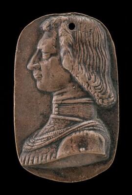 Sigismondo d'Este, 1433-1507, Son of Niccolo III d'Este