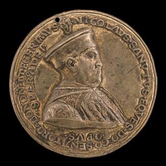 Niccolò Sanuti, c. 1407-1482, Noble of Bologna [obverse]