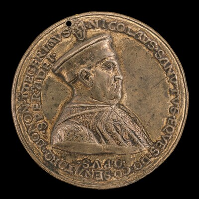 Niccolò Sanuti, c. 1407-1482, Noble of Bologna [obverse]