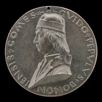 Guido Pepoli, 1449-1505, Noble of Bologna [obverse]