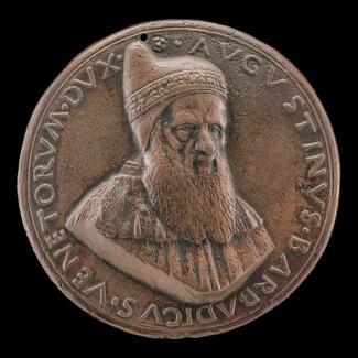 Agostino Barbarigo, c. 1420-1501, Doge of Venice 1486-1501 [obverse]