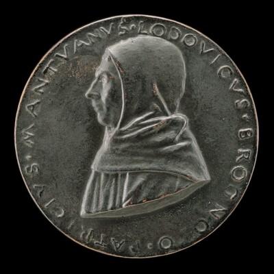 Lodovico Brognolo, of the Observant Friars, Patrician of Mantua [obverse]