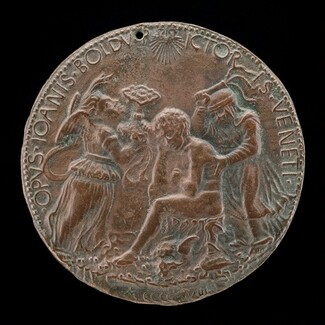 Boldù between Faith and Penitence [reverse]