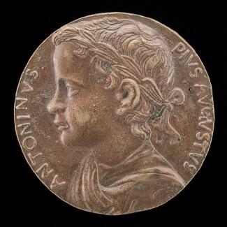 The Emperor Caracalla [obverse]