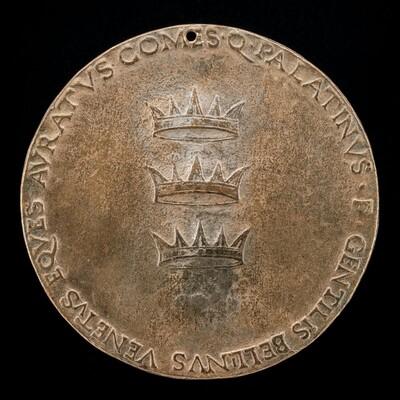 Three Crowns: Constantinople, Iconium, and Trebizond [reverse]