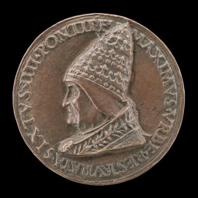 Sixtus IV (Francesco della Rovere, 1414-1481), Pope 1471 [obverse]