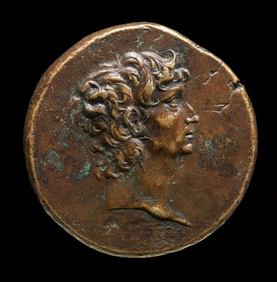 Augustus (Self-Portrait) [obverse]