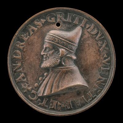 Andrea Gritti, 1455-1538, Doge of Venice 1523 [obverse]
