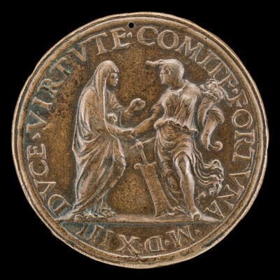 Virtue and Fortune [reverse]