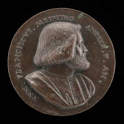 Francesco Malipiero, Venetian patrician, Brother of Vincenzo [obverse]