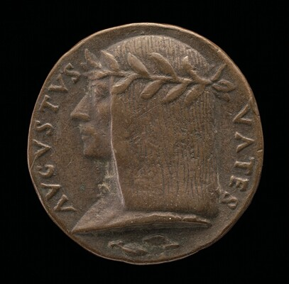 Augusto da Udine (Publio Augusto Graziani), Poet and Astrologer [obverse]
