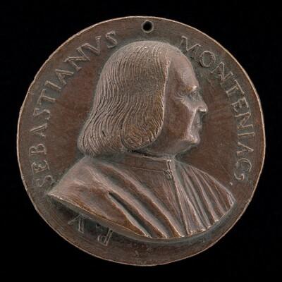 Sebastiano Montagnacco, died 1540, Venetian patrician [obverse]