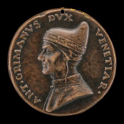 Antonio Grimani, Doge of Venice 1521-1523 [obverse]