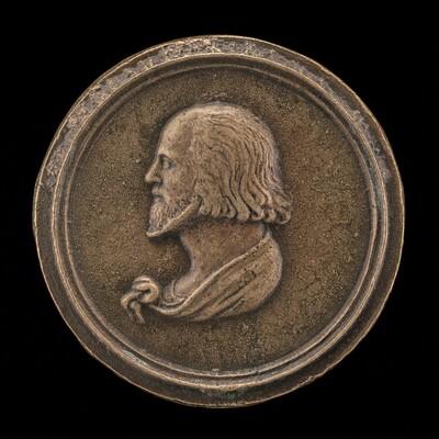 Alvise da Noale, active 1509-1533, Jurist [obverse]