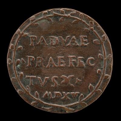 Inscription in a Wreath [reverse]