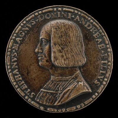 Stefano di Andrea Magno, c. 1500-1572 [obverse]