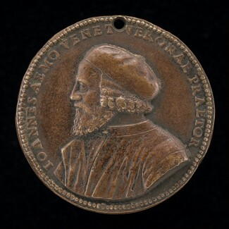 Giovanni Emo, Podesta of Verona 1527 [obverse]