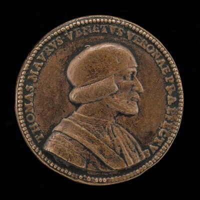Tommaso Moro, Captain of Verona 1527 [obverse]