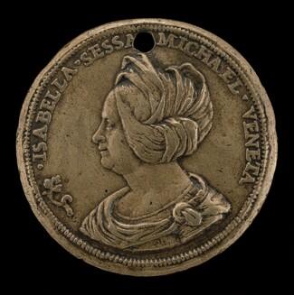 Isabella Michiel Sesso, Wife of Giambattista Sesso [obverse]