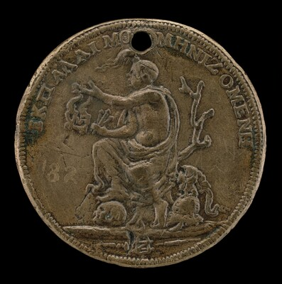 Occasion Holding a Bridle [reverse]