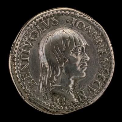 Giovanni II Bentivoglio, 1443-1509, Lord of Bologna 1462-1506 [obverse]