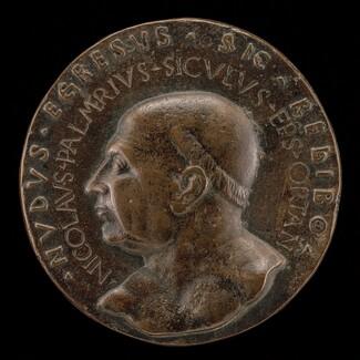 Niccolò Palmieri, 1401-1467, Bishop of Orte 1455-1467 [obverse]