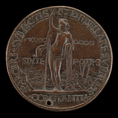 Constancy with Turkish Captives [reverse]